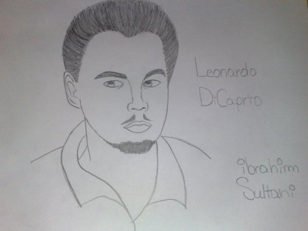 Leonardo DiCaprio par IbraSultani